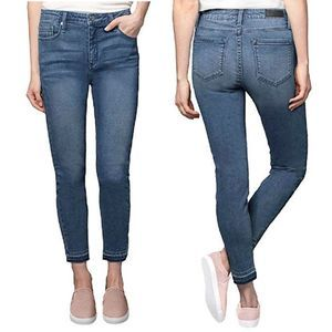 Jess Skinny Ankle Jeans 12 Kenneth Cole